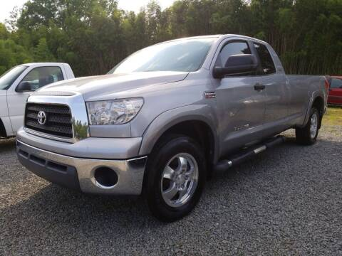 2007 Toyota Tundra for sale at TR MOTORS in Gastonia NC