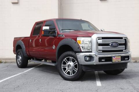 2015 Ford F-250 Super Duty for sale at El Compadre Trucks in Doraville GA