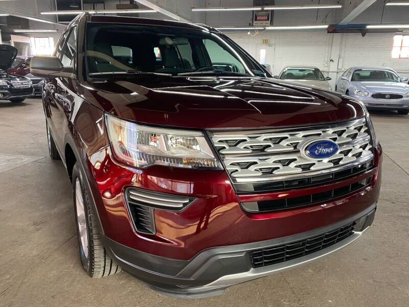 2019 Ford Explorer for sale at John Warne Motors in Canonsburg PA