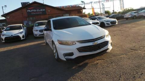 2016 Chevrolet Malibu for sale at Auto Click in Tucson AZ