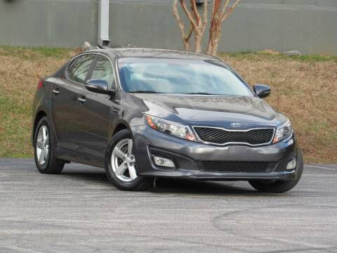 2015 Kia Optima for sale at Amana Auto Care Center in Raleigh NC