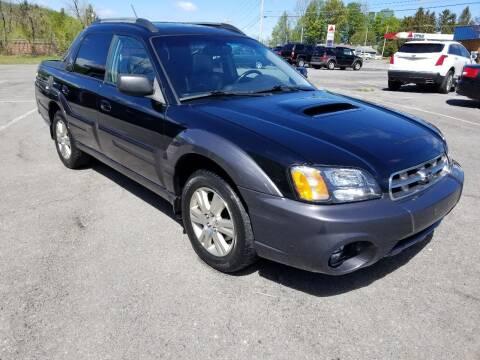 2005 Subaru Baja for sale at Arcia Services LLC in Chittenango NY