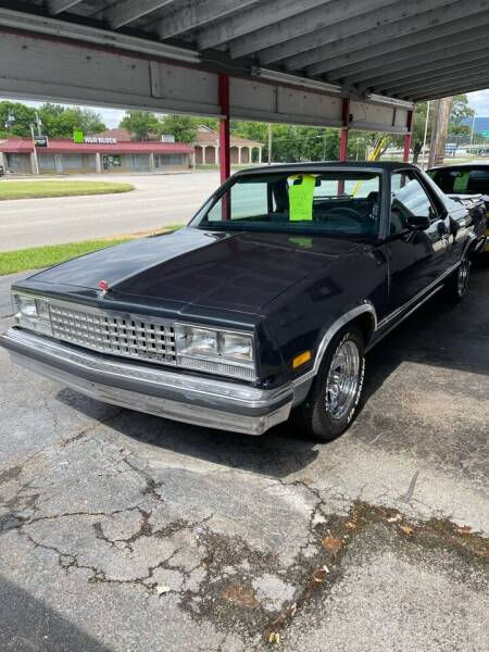 1985 Chevrolet El Camino for sale in Huntsville, AL