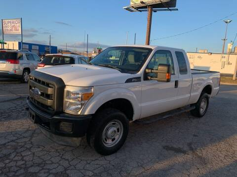 2013 Ford F-250 Super Duty for sale at Superior Used Cars LLC in Claremore OK