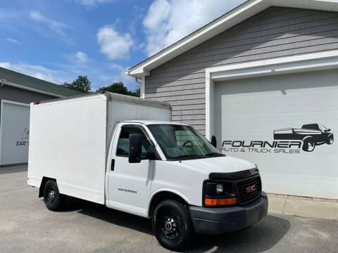 2007 GMC Savana Cutaway for sale at Fournier Auto and Truck Sales in Rehoboth MA
