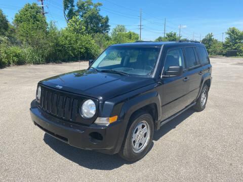 2008 Jeep Patriot for sale at Mr. Auto in Hamilton OH