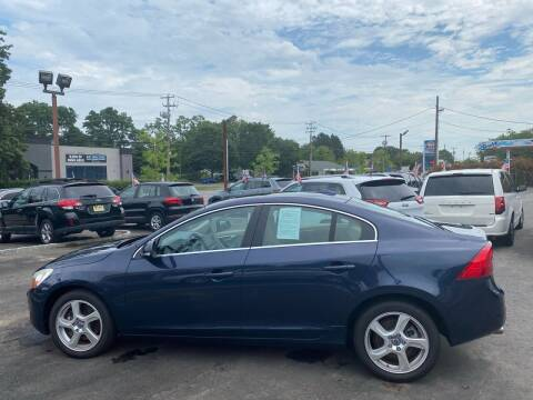 2013 Volvo S60 for sale at Primary Motors Inc in Commack NY