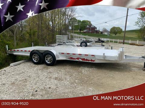 2021 WOLVERINE 7X22 14K for sale at Ol Man Motors LLC in Louisville OH