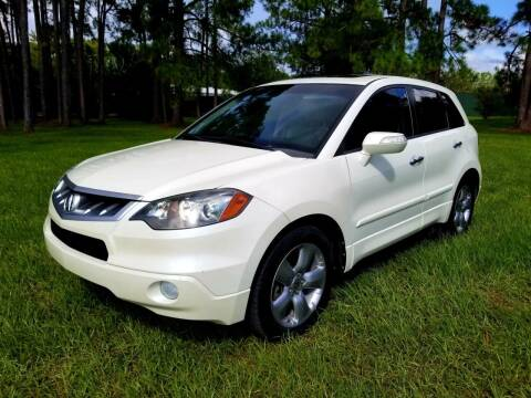 2007 Acura RDX for sale at Precision Auto Source in Jacksonville FL
