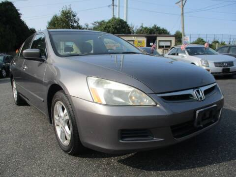 2007 Honda Accord for sale at Unlimited Auto Sales Inc. in Mount Sinai NY