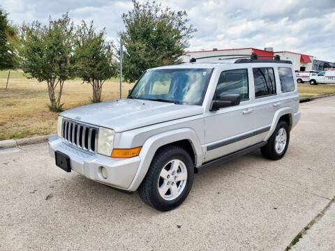 2007 Jeep Commander for sale at DFW Autohaus in Dallas TX