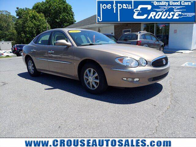 2007 Buick LaCrosse for sale at Joe and Paul Crouse Inc. in Columbia PA