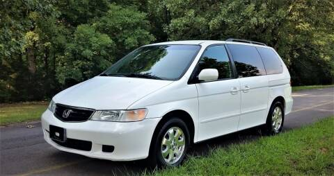 2002 Honda Odyssey for sale at Brian's Auto Mart in Greenbrier TN