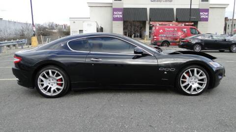 2009 Maserati GranTurismo for sale at AFFORDABLE MOTORS OF BROOKLYN in Brooklyn NY