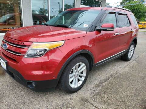 2011 Ford Explorer for sale at Extreme Auto Sales LLC. in Wautoma WI