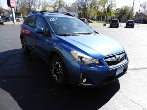 2017 Subaru Crosstrek for sale at Grant Park Auto Sales in Rockford IL