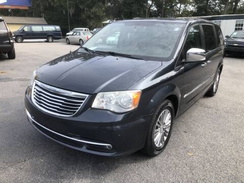 2014 Chrysler Town and Country for sale at Auto Cars in Murrells Inlet SC