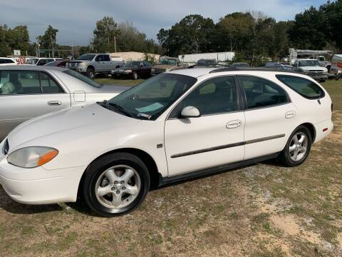 2000 Ford Taurus for sale at Nash's Auto Sales Used Car Dealer in Milton FL