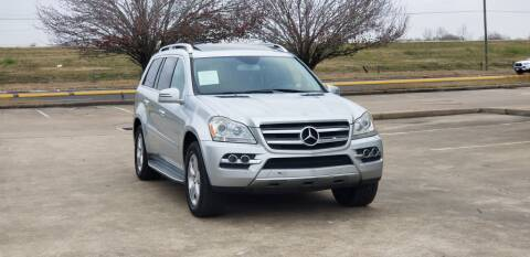 2011 Mercedes-Benz GL-Class for sale at America's Auto Financial in Houston TX