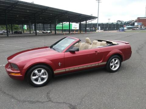 2007 Ford Mustang for sale at Nerger's Auto Express in Bound Brook NJ