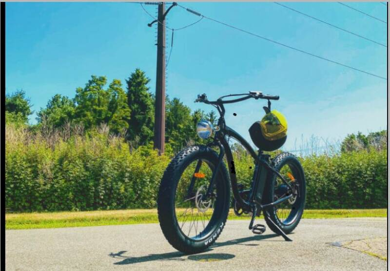 2021 Berkshire Berkshire Cruiser  Fat Tire for sale at Berkshire Auto & Cycle Sales in Sandy Hook CT