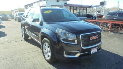 2015 GMC Acadia for sale at Absolute Motors in Hammond IN