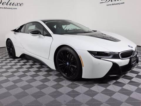 2019 BMW i8 for sale at DeluxeNJ.com in Linden NJ
