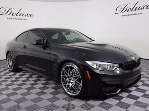 2017 BMW M4 for sale at DeluxeNJ.com in Linden NJ