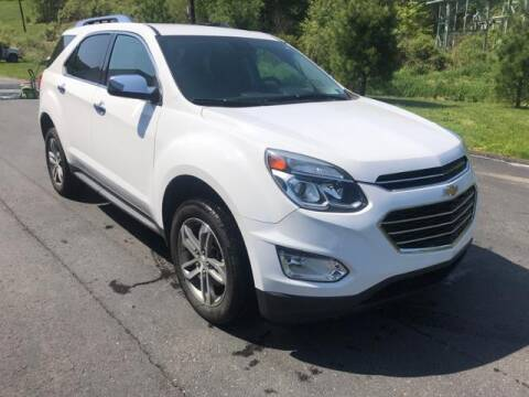 2016 Chevrolet Equinox for sale at Hawkins Chevrolet in Danville PA