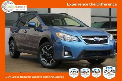 2017 Subaru Crosstrek for sale at Dallas Auto Finance in Dallas TX