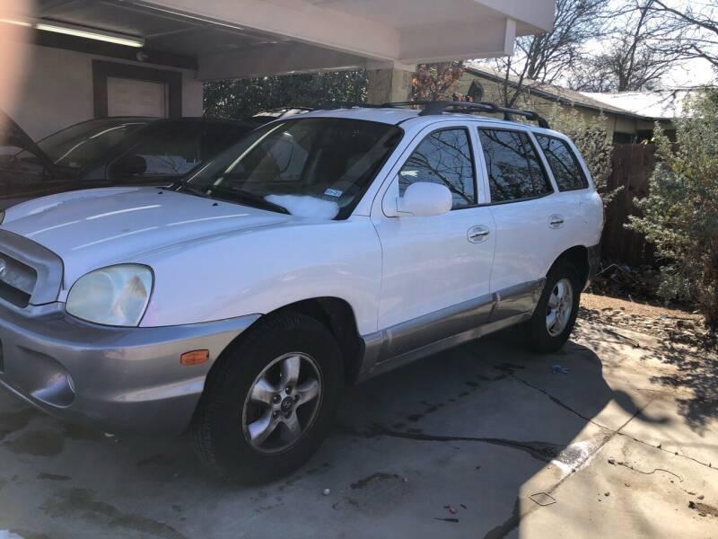 2005 Hyundai Santa Fe for sale at Texas Auto Broker in Killeen TX