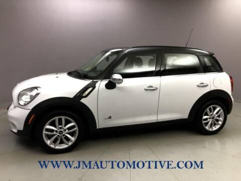 2014 MINI Countryman for sale at J & M Automotive in Naugatuck CT