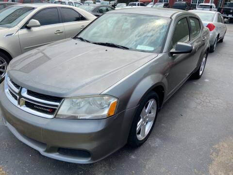 2013 Dodge Avenger for sale at Sartins Auto Sales in Dyersburg TN