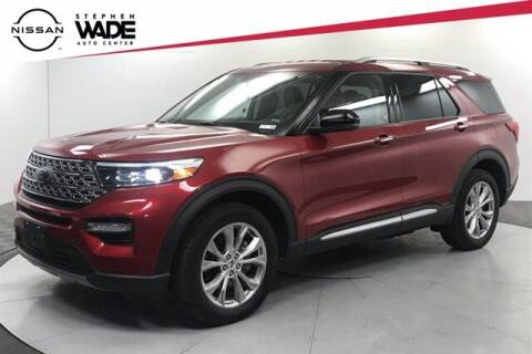 2020 Ford Explorer for sale at Stephen Wade Pre-Owned Supercenter in Saint George UT