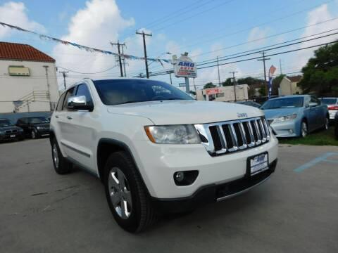 2011 Jeep Grand Cherokee for sale at AMD AUTO in San Antonio TX