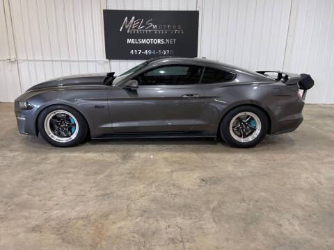 2018 Ford Mustang for sale at Mel's Motors in Nixa MO