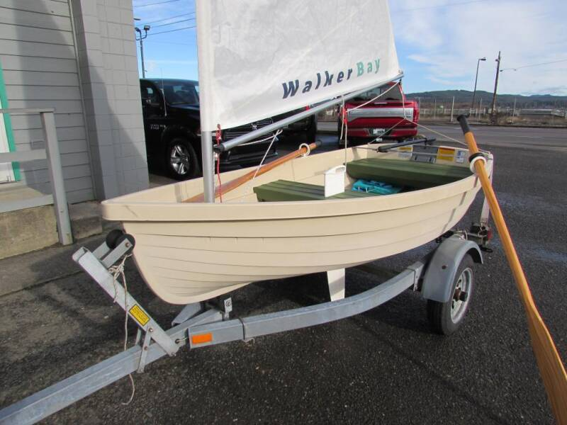 1999 WALKER BAY 8 for sale at 101 Budget Auto Sales in Coos Bay OR