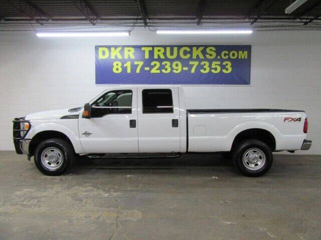 2015 Ford F-350 Super Duty for sale at DKR Trucks in Arlington TX