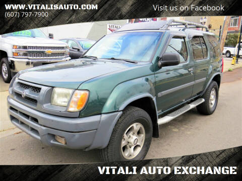 2000 Nissan Xterra for sale at VITALI AUTO EXCHANGE in Johnson City NY