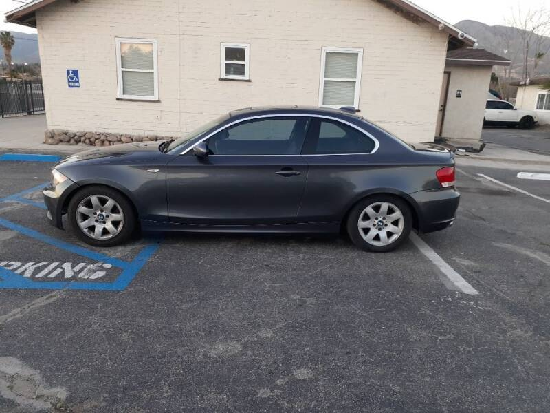 2008 BMW 1 Series for sale at RN AUTO GROUP in San Bernardino CA