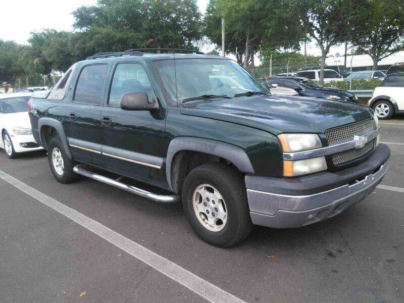 2003 Chevrolet Avalanche for sale at Gulf South Automotive in Pensacola FL