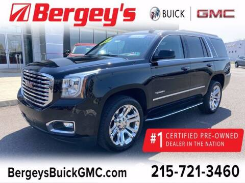 2018 GMC Yukon for sale at Bergey's Buick GMC in Souderton PA