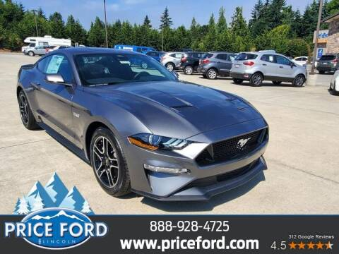 2021 Ford Mustang for sale at Price Ford Lincoln in Port Angeles WA
