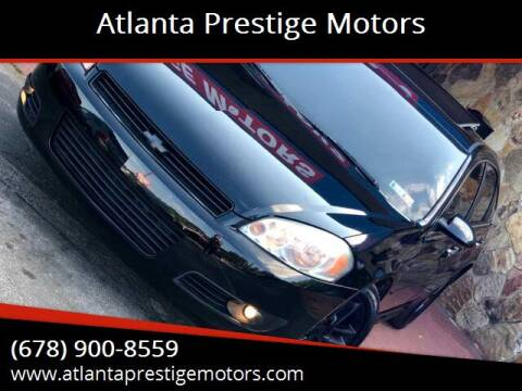 2011 Chevrolet Impala for sale at Atlanta Prestige Motors in Decatur GA