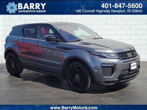 2016 Land Rover Range Rover Evoque for sale at BARRYS Auto Group Inc in Newport RI
