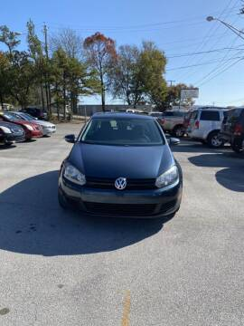 2010 Volkswagen Golf for sale at Elite Motors in Knoxville TN