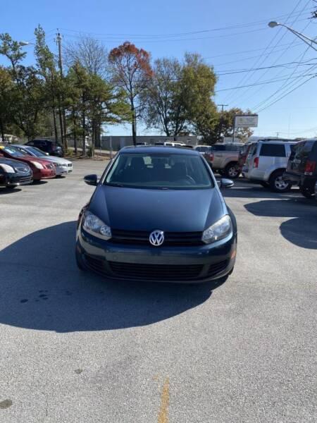2010 Volkswagen Golf for sale at Elite Motors in Knoxville TN