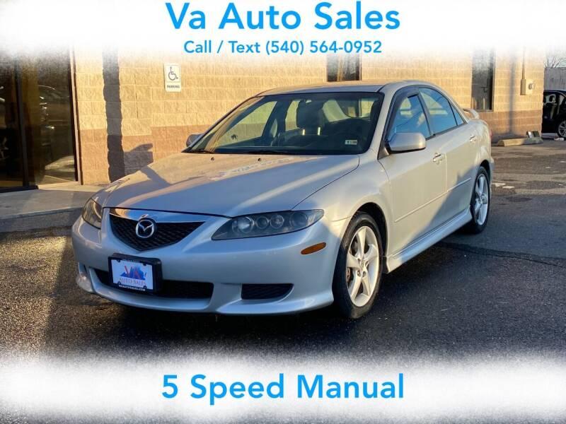 2003 Mazda MAZDA6 for sale at Va Auto Sales in Harrisonburg VA