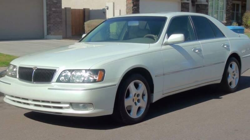 1999 Infiniti Q45 for sale at Euroasian Auto Inc in Wichita KS