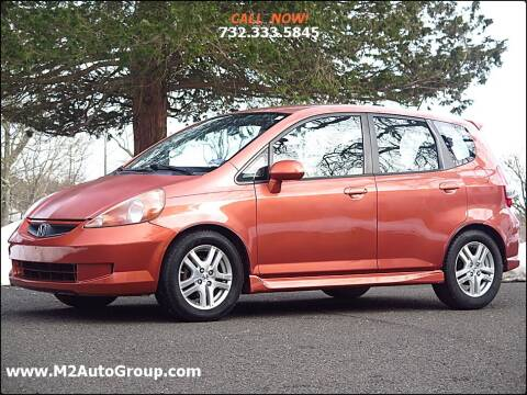 2008 Honda Fit for sale at M2 Auto Group Llc. EAST BRUNSWICK in East Brunswick NJ